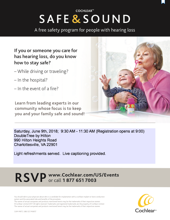AG Bell VA Chapter | Cochlear Event | Water Safety.png