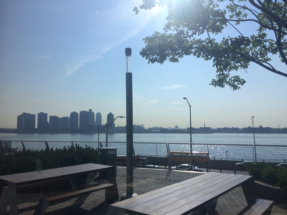 5/26/16 NYC: My last day as a breadwinner