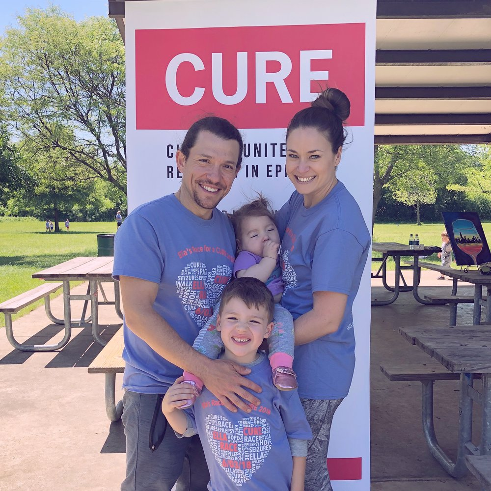 Ella's Race for a CURE, May 2018