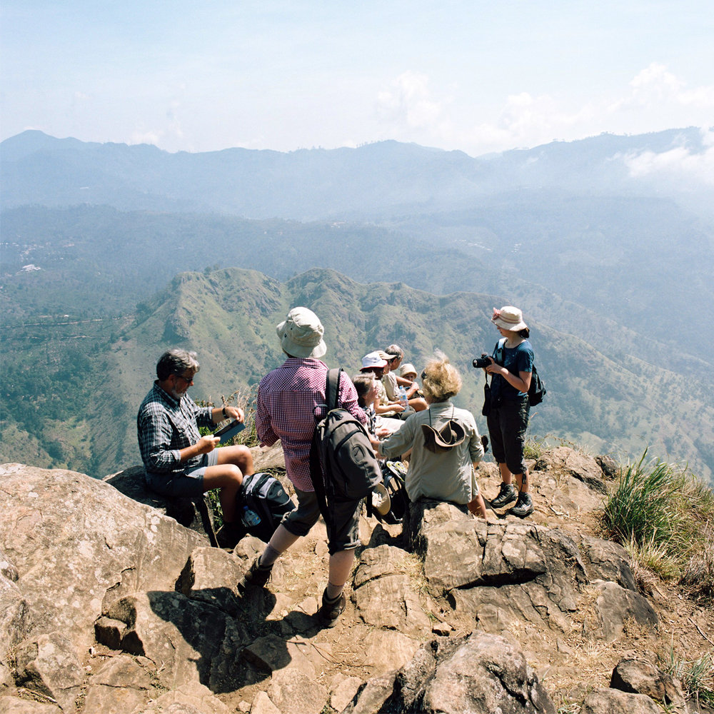 Tourists on a mountain.jpg