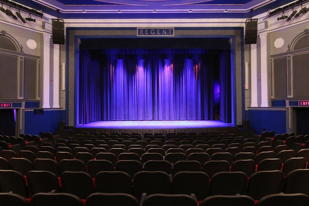 Regent Theatre - 50 KING ST. EOSHAWA, ONTARIO