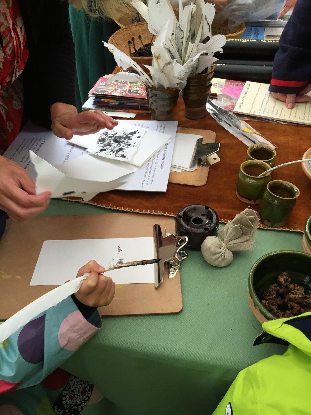 Piloting children's activities for Trowbridge Museum