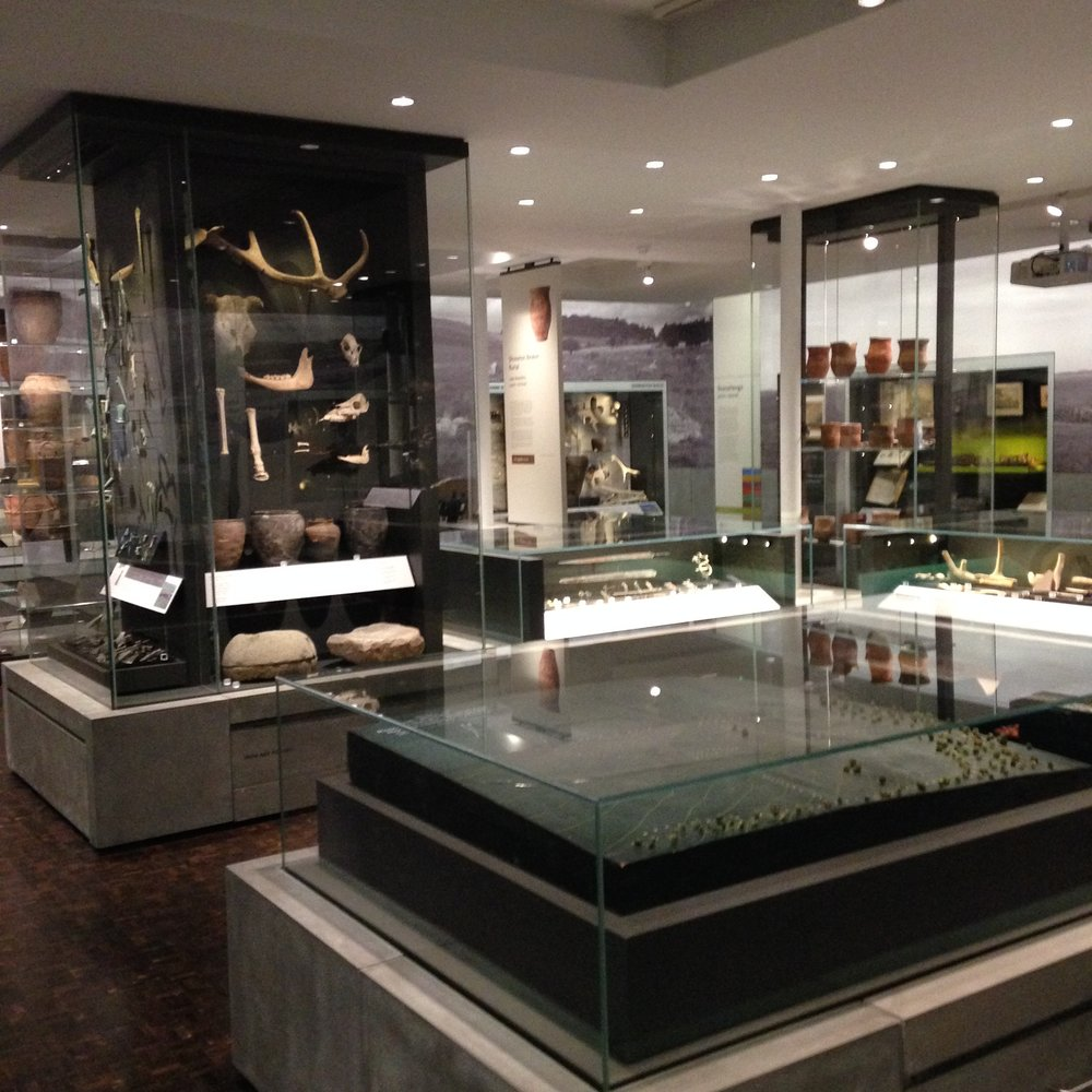 Salisbury Museum - Wessex Gallery Evaluation