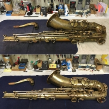 BOOTSIE'S SAX BEFORE AND AFTER