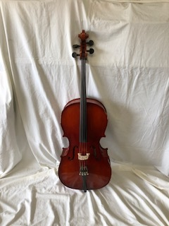 S&R 1/2 //cello 179.00