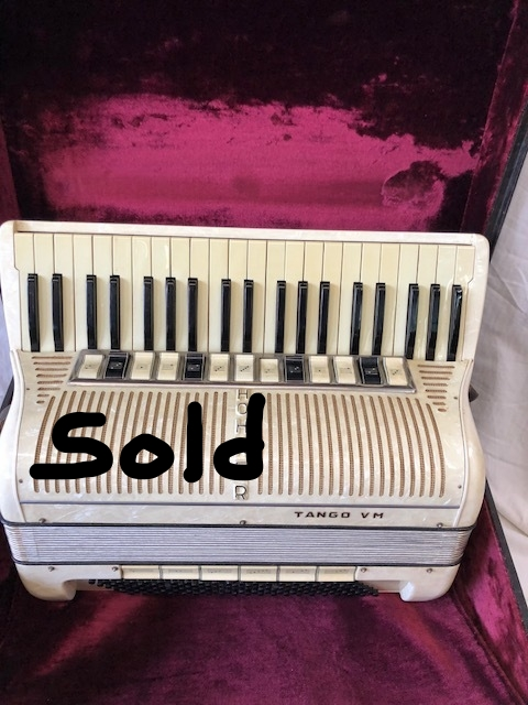 Hohner Accordion 99.00