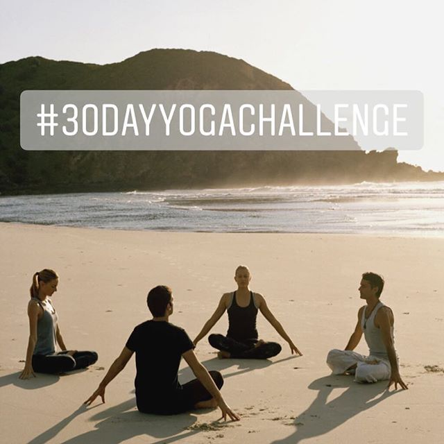 April 1- April 30: 30 Day Yoga Challenge! . We are so excited to begin a new 30 Day Challenge in the month of April.  How it works: . -Attend a yoga class every day for 30 days straight, any class, any time. -If you need to MISS a day (because life happens), you can write a brief note about someone/something you are thankful for! . -Folks that complete the challenge will receive a prize: •30% off ANY class package . •Bring a Friend For Free Pass ⭐️⭐️⭐️ See you on the MAT!🧘🏽‍♂️