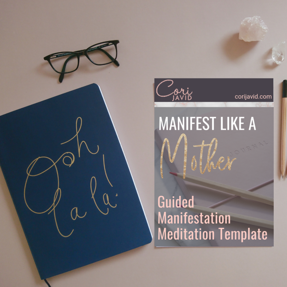 Manifest Like A Mother: Guided Manifestation Meditation Template