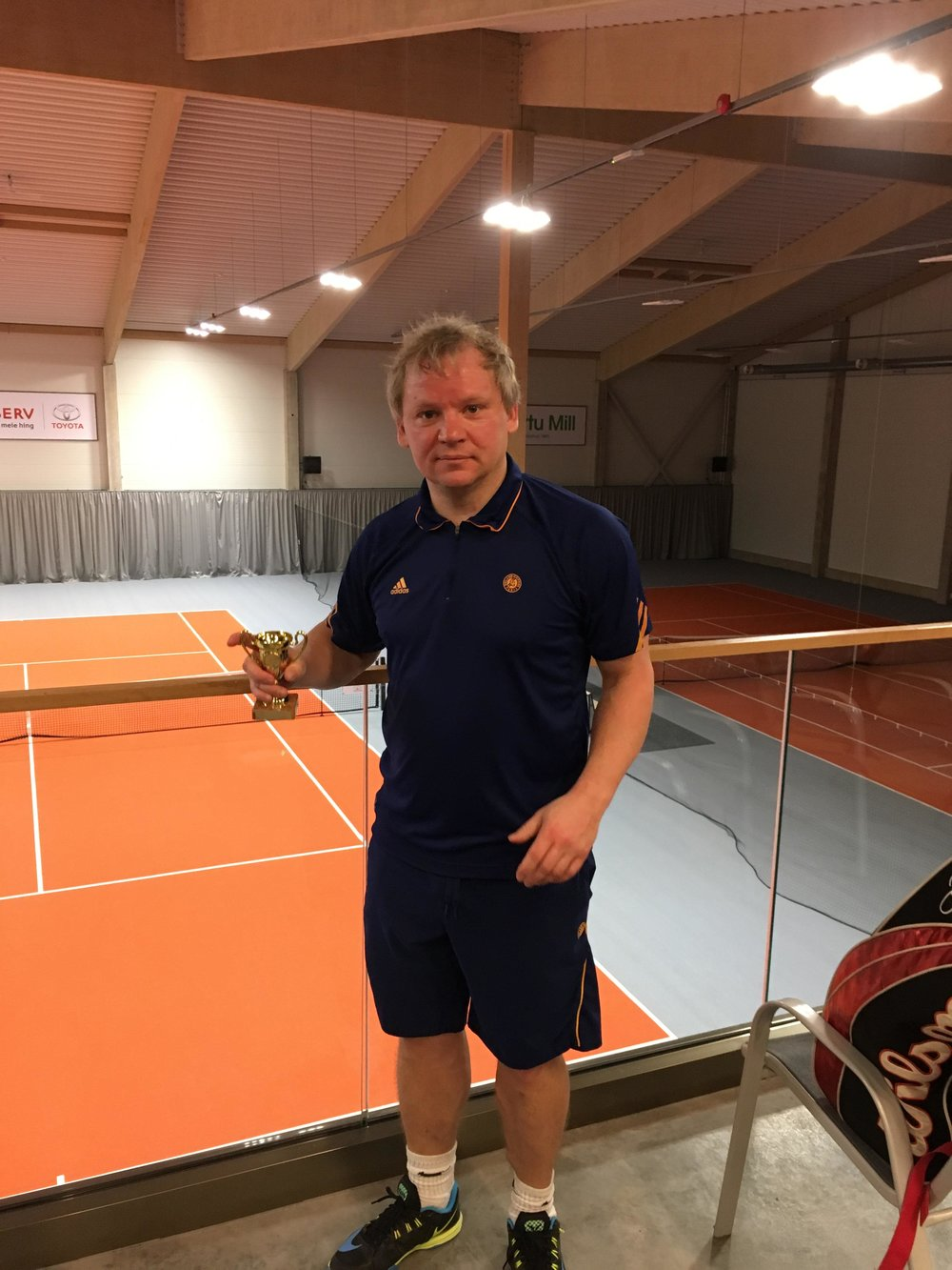 Poolfinalist Tauri Sokk