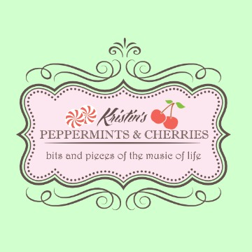 Peppermints and Cherries Logo
