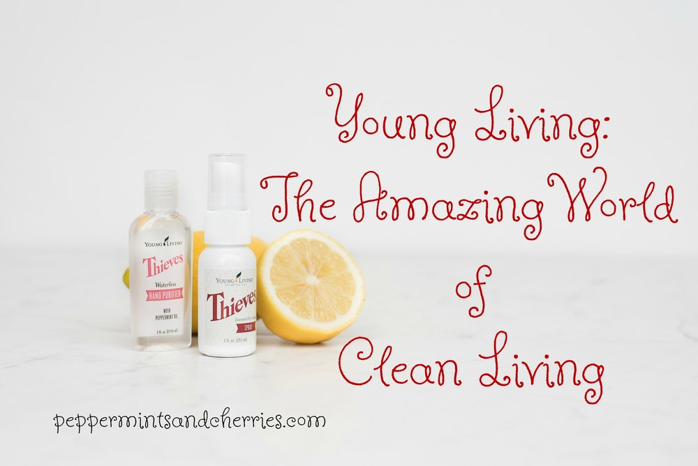 Young Living: The Amazing World of Clean Living