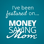 Kristin's Peppermints and Cherries has been featured on Money Saving Mom