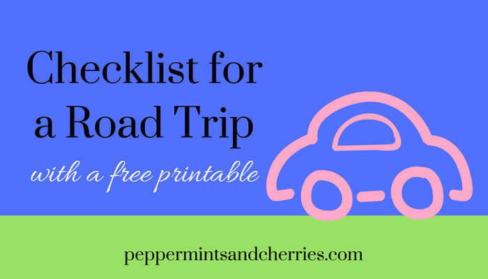 A Road Trip for Families