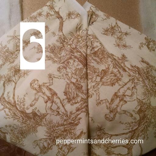 Step 6: Fabric