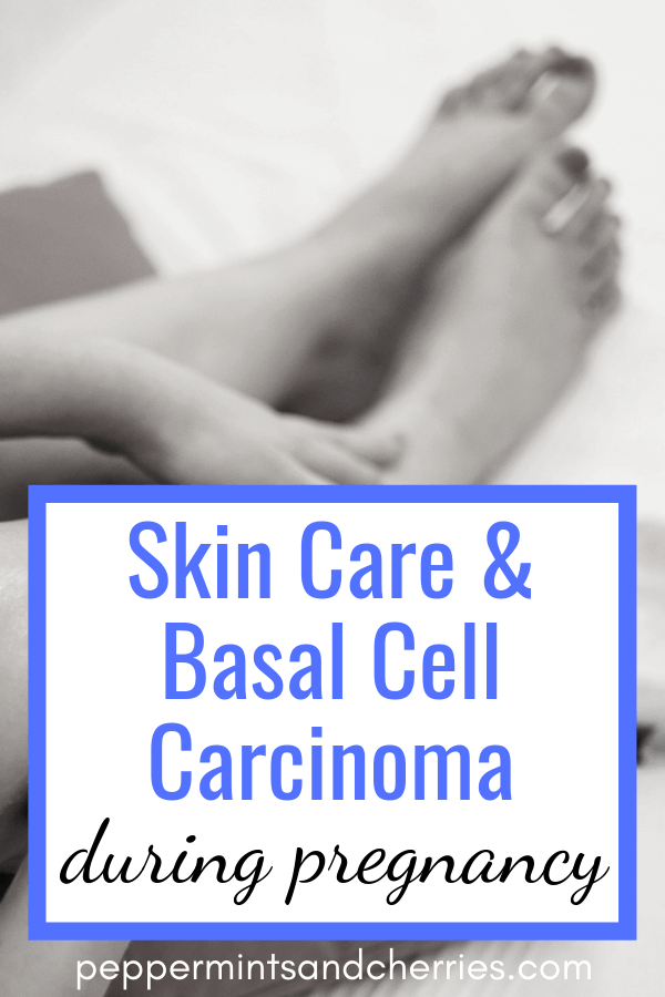 When I was diagnosed with Basal Cell Carcinoma Skin Cancer after my first pregnancy, I realized the importance of skin care. #skincaretips #skincancer #sunscreen #skincareroutine