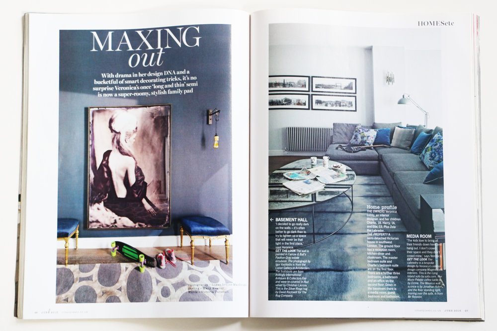 Living Etc  Feature by Victoria Tunstall  Photography by Logan MacDougall Irvine