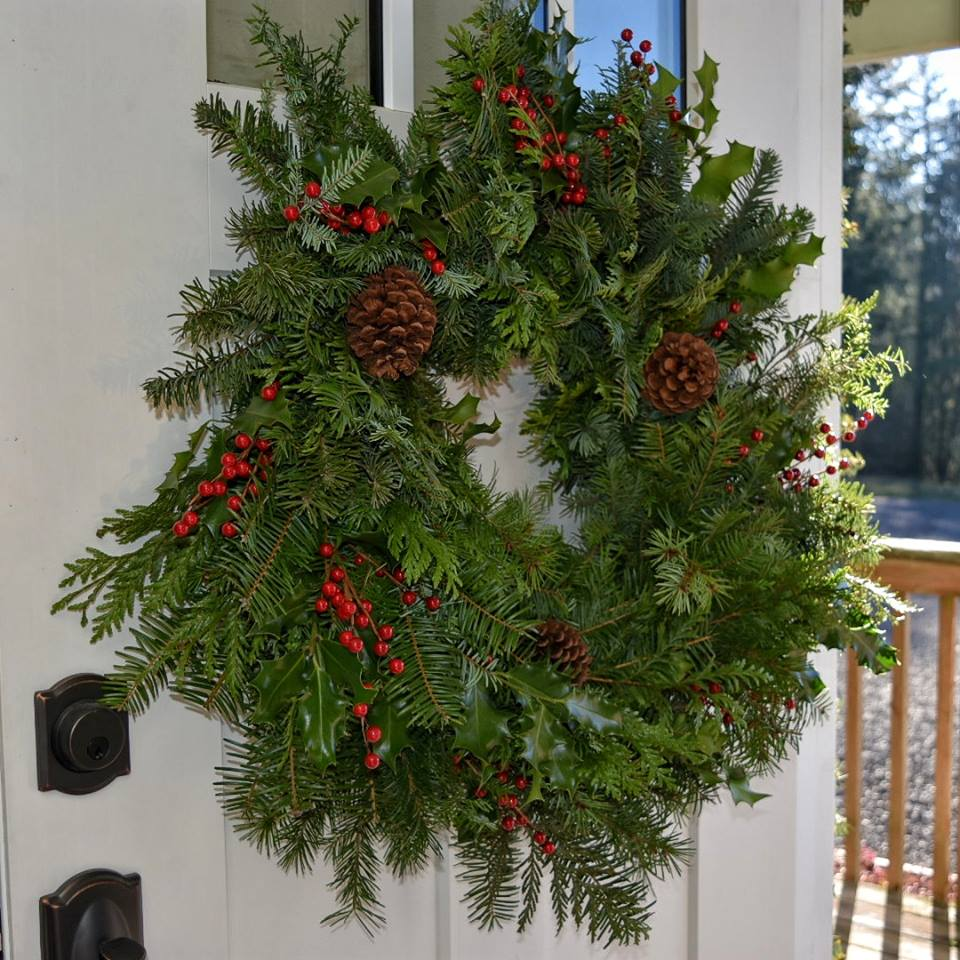 Wreaths - There's no such thing as too many wreaths at Christmas and making them, is making yet even more memories! Collecting the foliage is half the fun & you're going to get way more bang for your buck!!! Wreaths alone can transform any space into a winter wonderland. So put on some Michael Buble, ready that hot toddy and watch this quick how to!