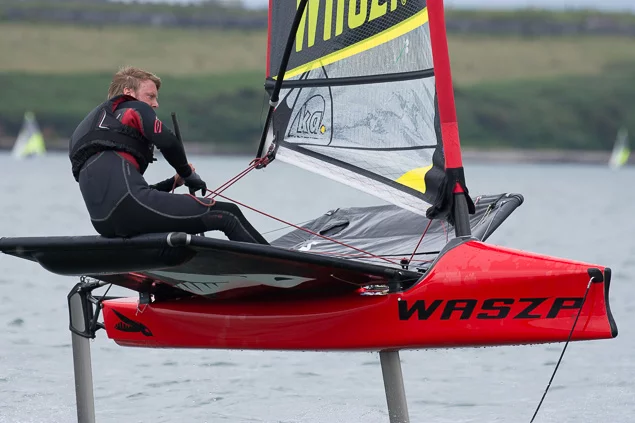 About Us - We've been involved in Irish Foiling since the start