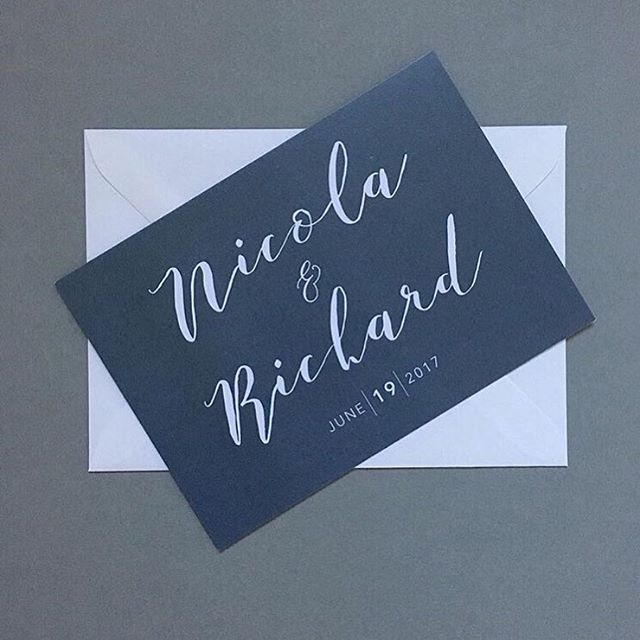 Minimalist charcoal grey save the dates now available to purchase online. Link in my bio 👌⠀⠀ .⠀⠀ .⠀⠀ .⠀⠀ #wedding #weddingday #weddingstationery #love #mondaymotivation #greyinvites #invitations #bride #weddingdesigns #invitations #savethedate #charcoalgrey #typography #savethedatecards#weddinginvites #weddinginvitations #designer #bridalstyle #ukwedding #weddinginspo #luxuryinvitations #creative #cardiff