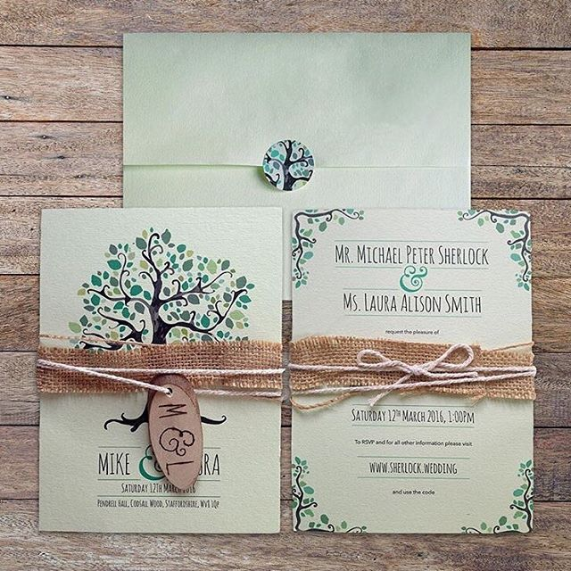 Happy Anniversary to the fabulous Sherlock's. So much love for this beautiful wedding! 🌿⠀ .⠀ .⠀ .⠀ .⠀ #wedding #bespoke #invitations #weddingstationery #bridalstyle #anniversary #weddingstyle #bridesmaid #springwedding #throwback #rusticwedding #spring #weddingideas #weddingseason #creatives #creativecardiff #woodland #weddinglove #woodlandwedding #freelancedesigner #creativehappylife #papergoods #weddingplanning #weddingdetails #customdesign #weddingphotography #happyanniversary