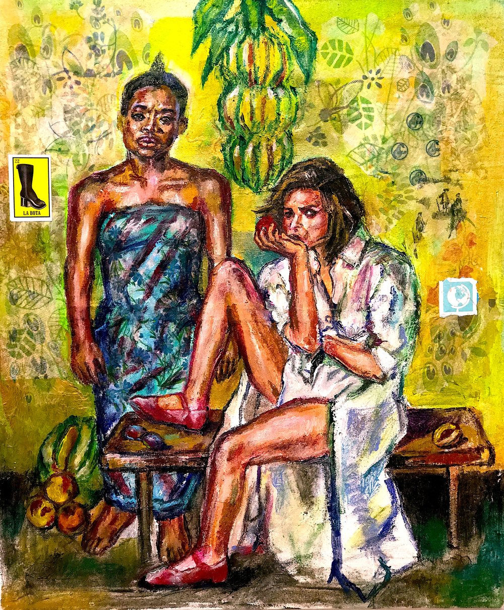 """The Conversation Boutique"", 2018"