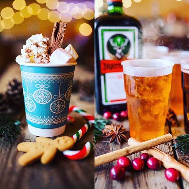 🔥Warm up this Winter with Mulled Cides & Wines and Luxurious Hot Chocolates! 🔥  Available 10:30am - 10:30pm everyday in the Apres Skate Bar!  #iceskate #family #bournemouth #collage #social #events #cool #instagood #market #festive #christmas #december #bournemouth #mulledwine #instagood #hotchocolate