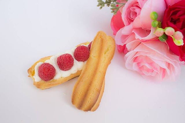Organic ingredients, from local farms make the best desserts. Period. It's as simple as that.  #mysweetarray #organicbakery #onlythebest #marylandbaker #marylandcaterer #eclairs