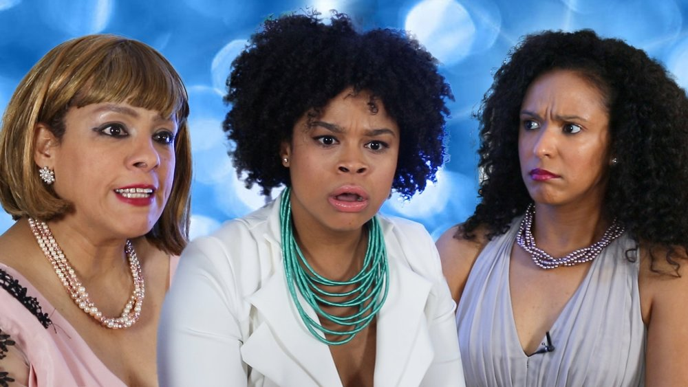 Scene from Dominican Housewives