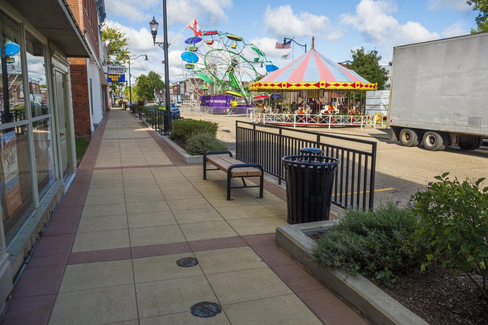 Elmwood Streetscape