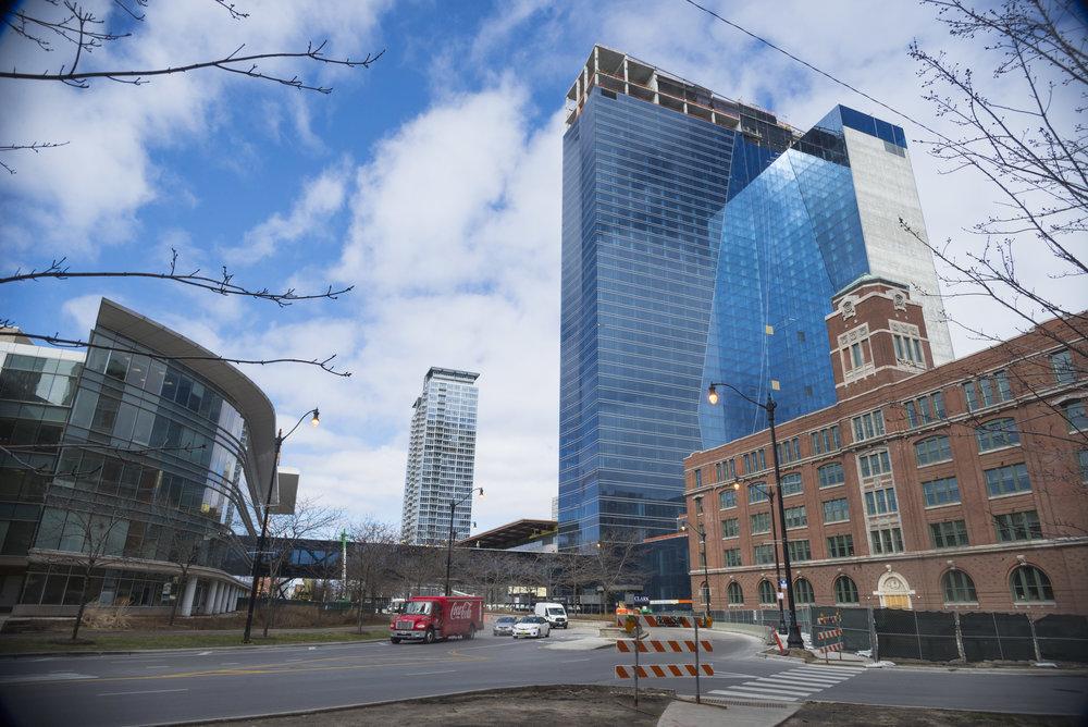 MPEA McCormick HQ Hotel & Wintrust Arena