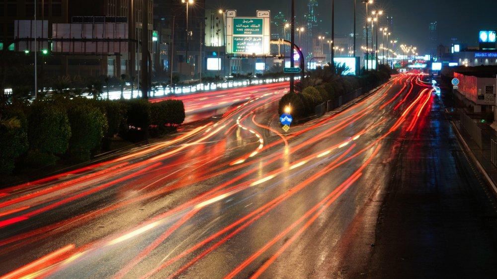 Riyadh Traffic Monitoring & Analysis