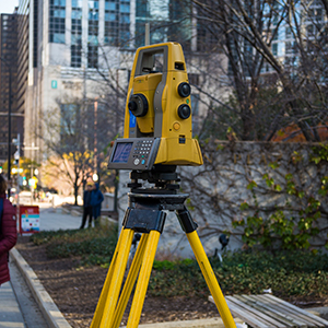 Surveying - TERRA's Chicago and Milwaukee offices offer a wide array of surveying and land acquisition services to meet the needs of our clients.