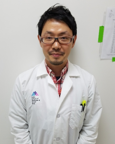 Shu Horiuchi, PhD - Postdoctoral Fellow