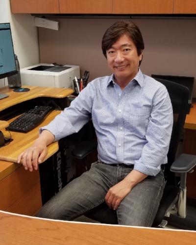 Hideki Ueno, MD, PhD - Principal Investigator
