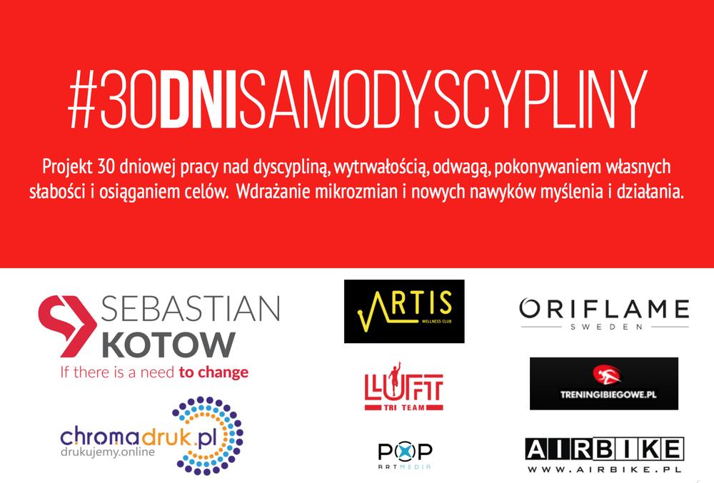 reportaz + film promocyjny - Jesteśmy partnerem akcji - bierzemy udział oraz przygotowujemy filmową relacje z przygotowań Sebastiana Kotow do zawodów IRON MAN