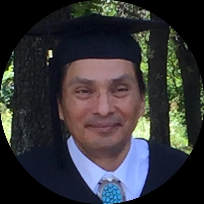 Keith Coley   Mississippi Choctaw. NABI graduate (2016).