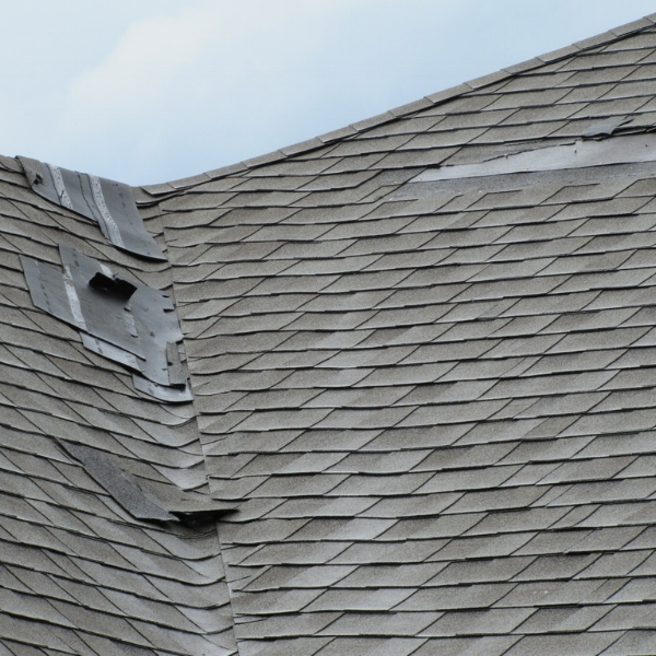 Monsoon winds are notorious for causing roof damage.