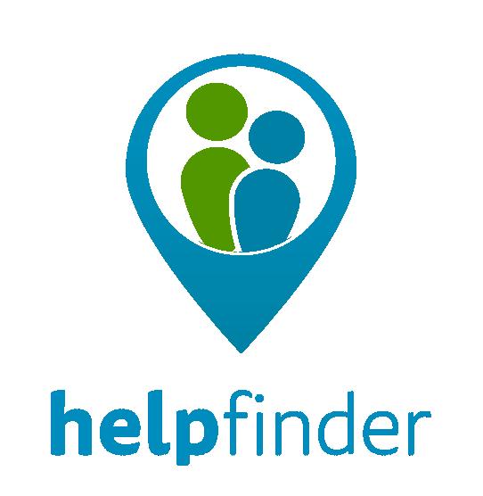 helpfinder logo