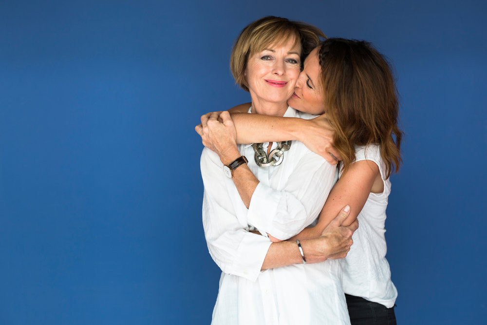 Ana Dolinar in Bernarda Oman 5.jpg