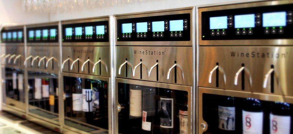 Wine Stations