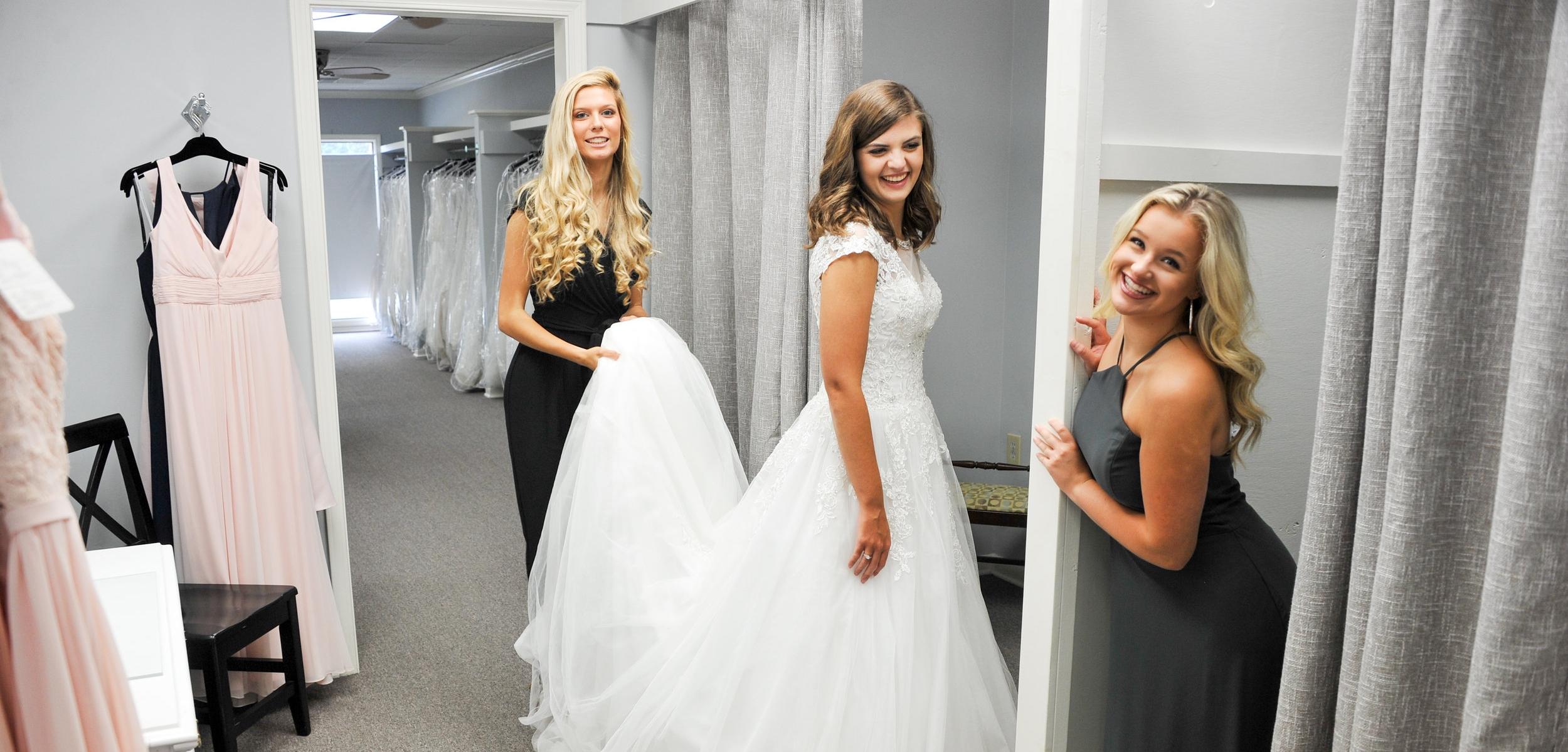 Wedding Dresses & Bridal Shop near Greenville, SC | Carolina Bride ...