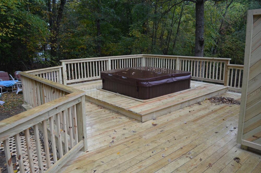 Deck Remodeling