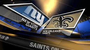 Saints vs Giants