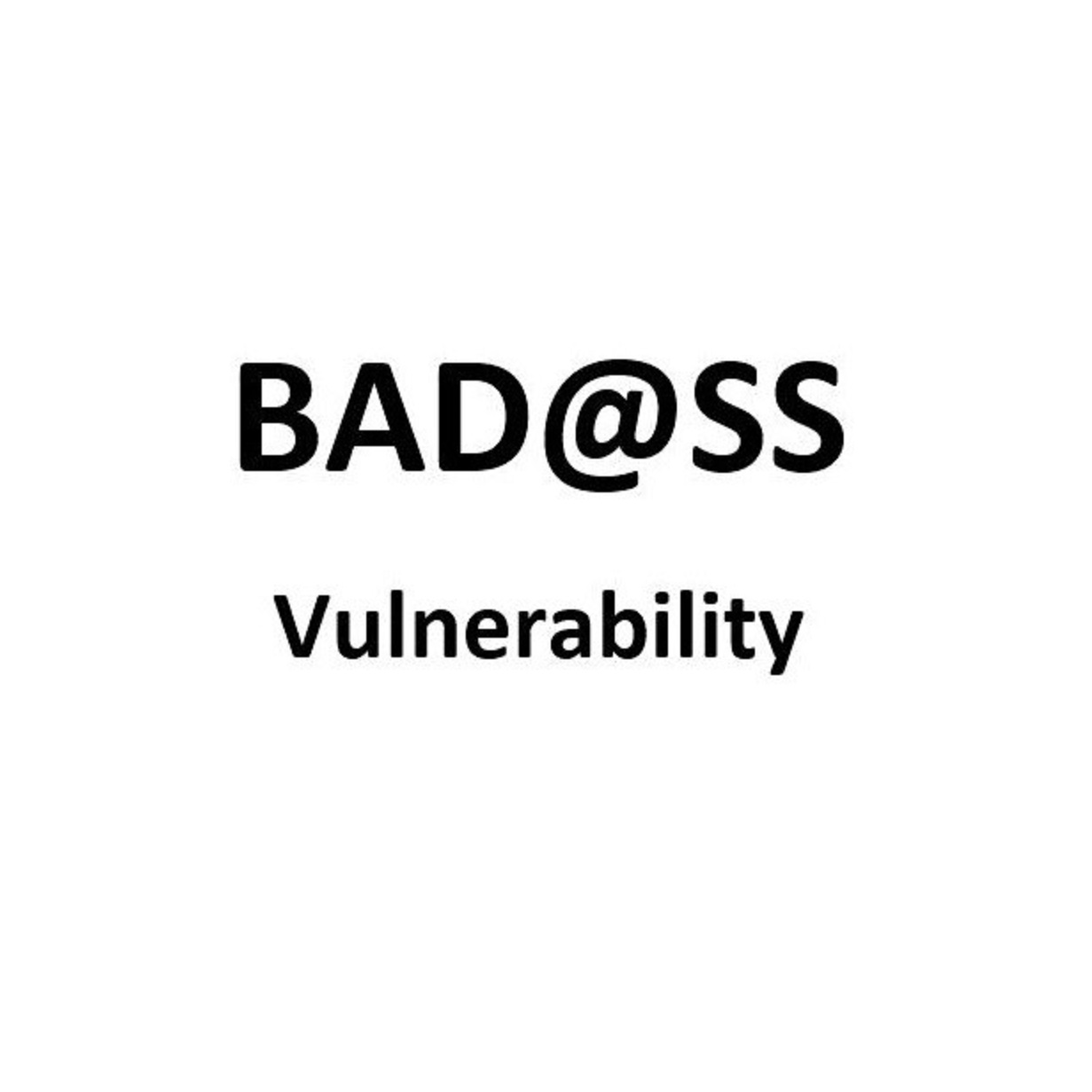 bad@ss vulnerability