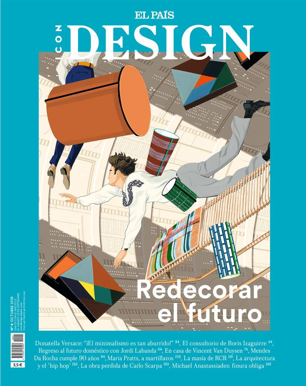 ICON DESIGN FEATURE - PRINT