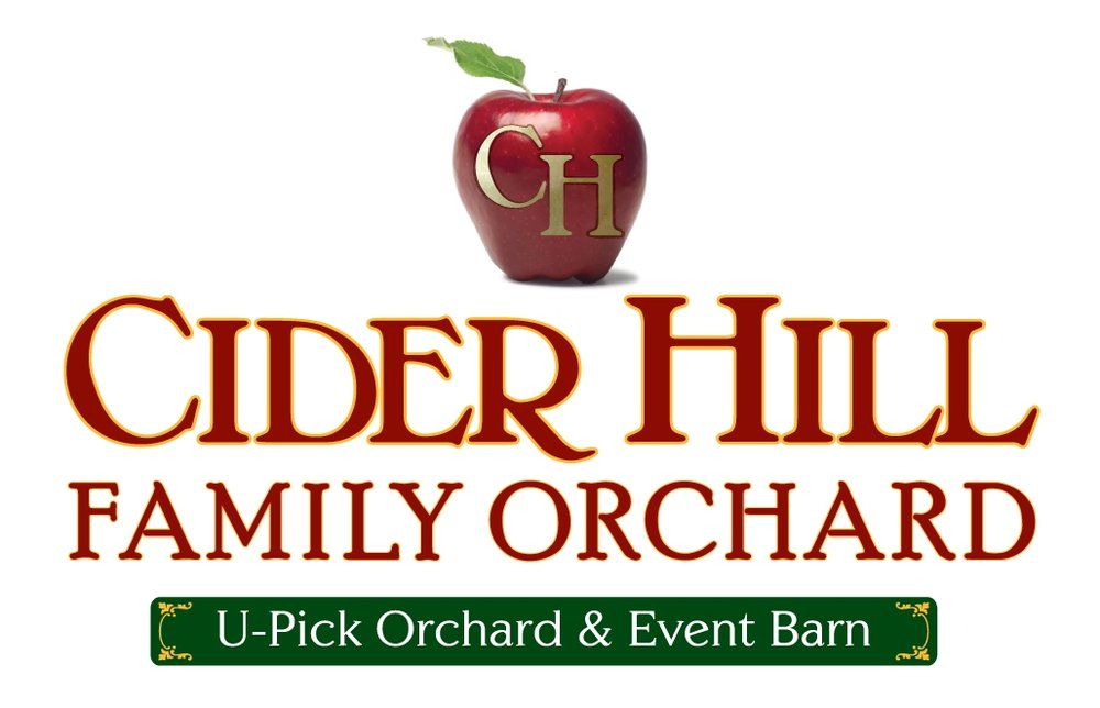 Cider hill family orchard wedding