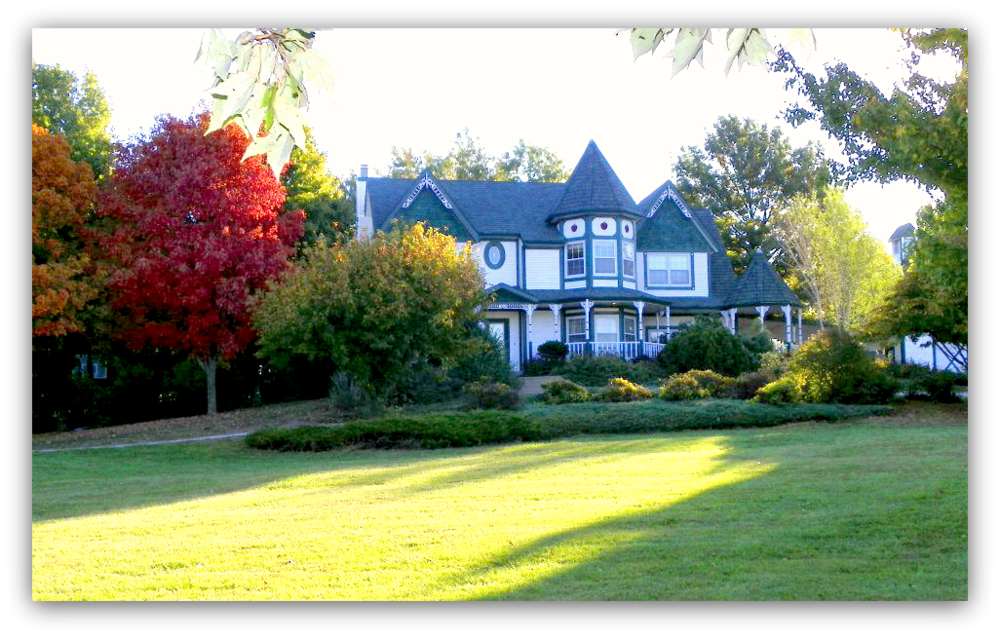 The Guest House... - ... is nestled within a beautiful working Apple Orchard on the west side of Kansas City, Kansas. In 2014 a major house renovation was completed. It is surrounded by 1500 apple trees and during Apple season the amazing smell of Apple Pie or Apple Cider Doughnuts can be the first smell of the day.