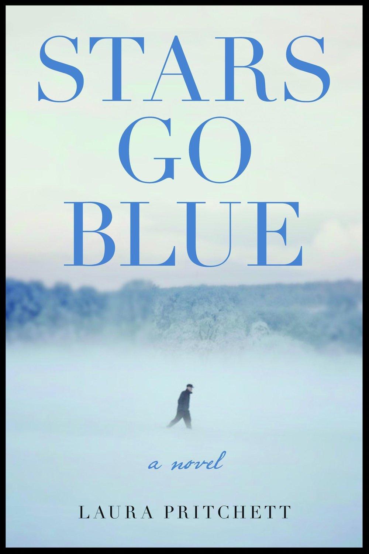 Stars Go Blue,  a novel, was winner of the High Plains Book Award