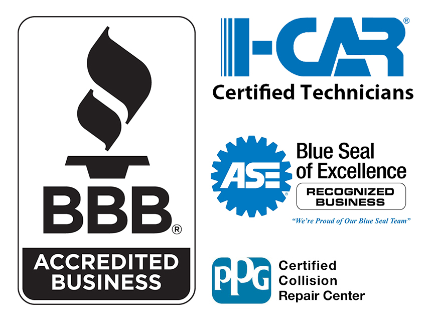 Certification Proudly Serving Drivers Throughout The Front Range
