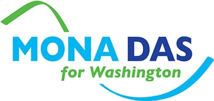 Mona Das for Congress